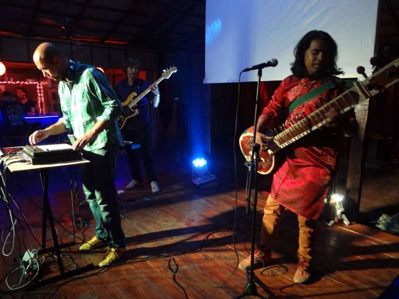 Live music band Goa
