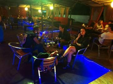 live music bar and restaurant