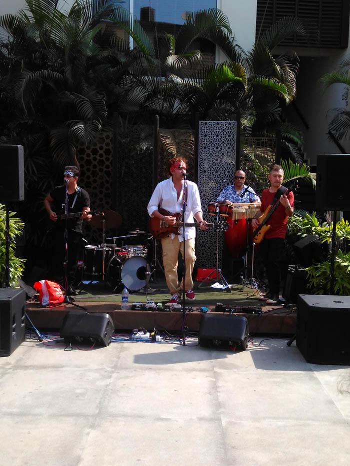 Goa Live Music