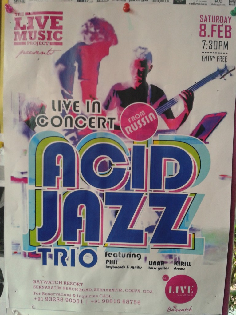 Acid Jazz Trio