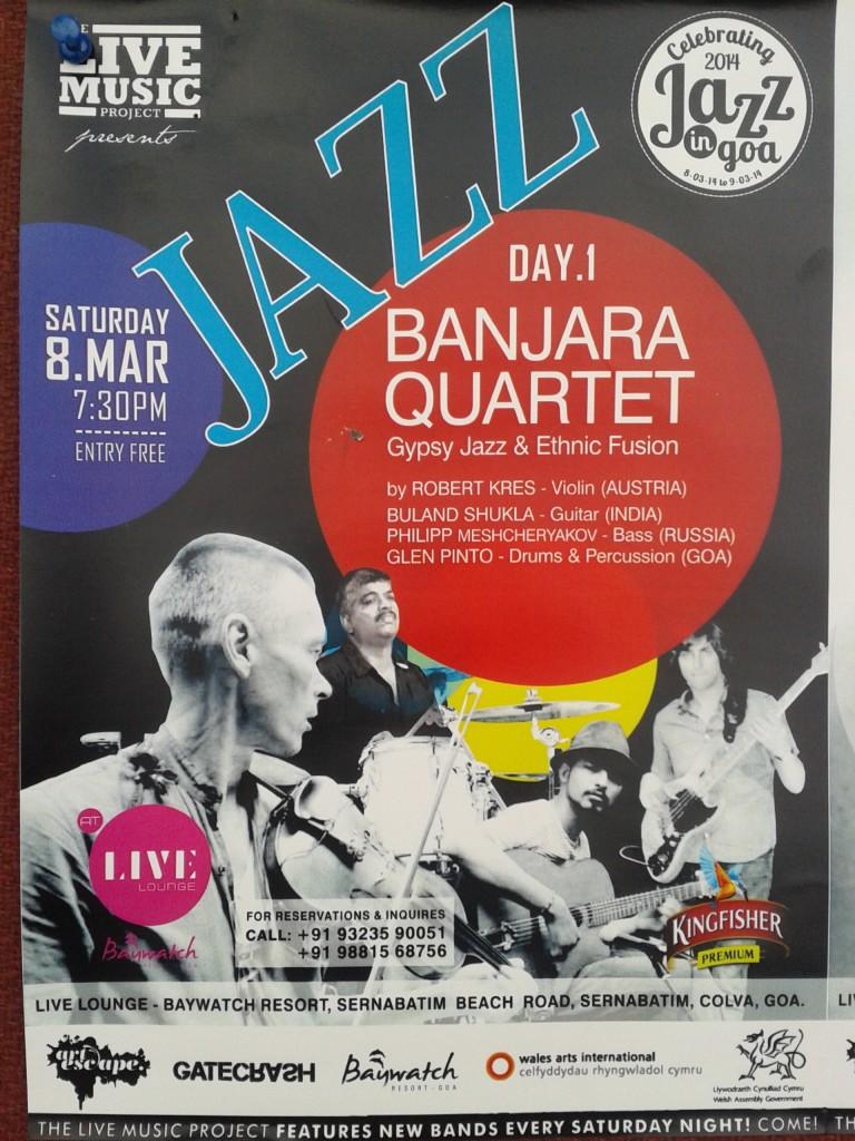 Banjara Quartet
